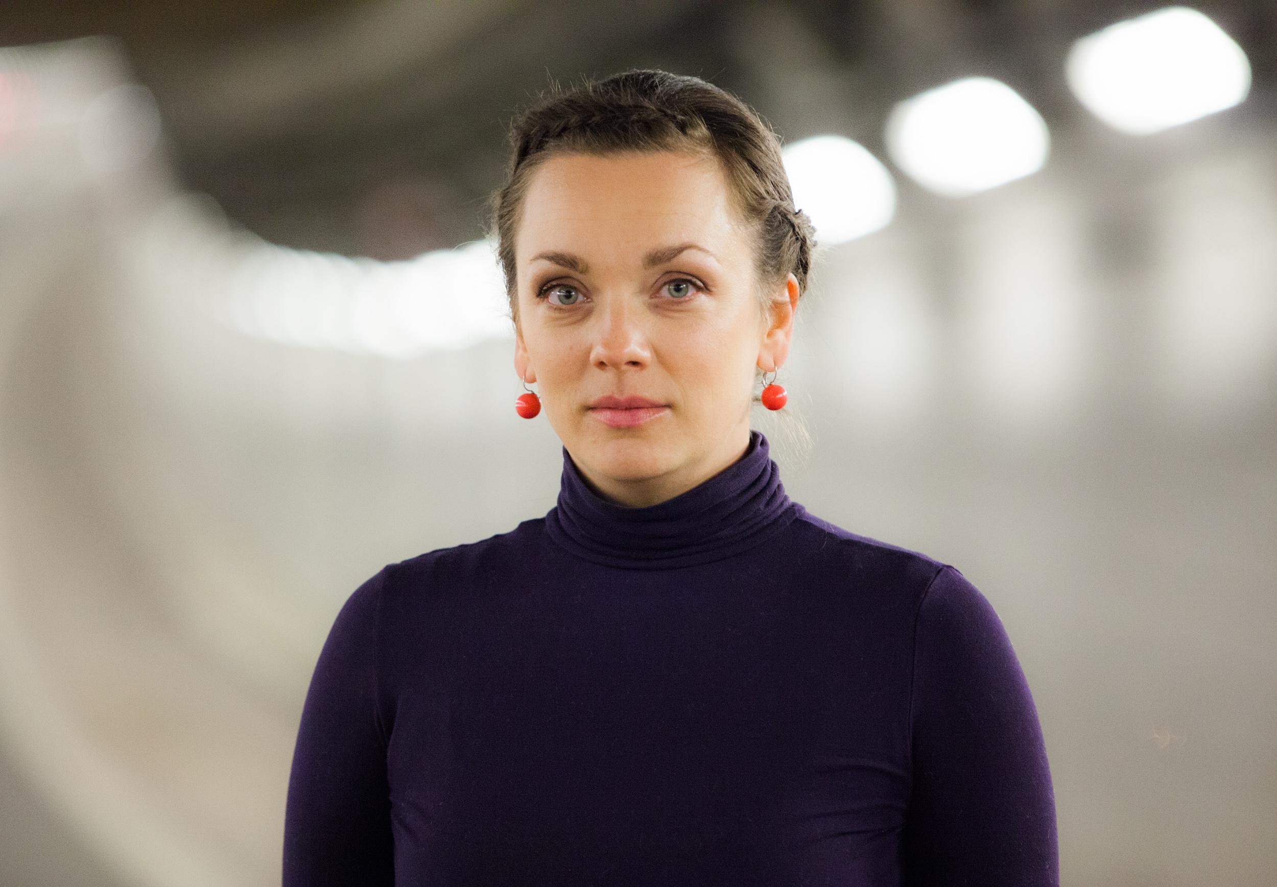 : Anca Miruna Lazarescu - Regisseurin