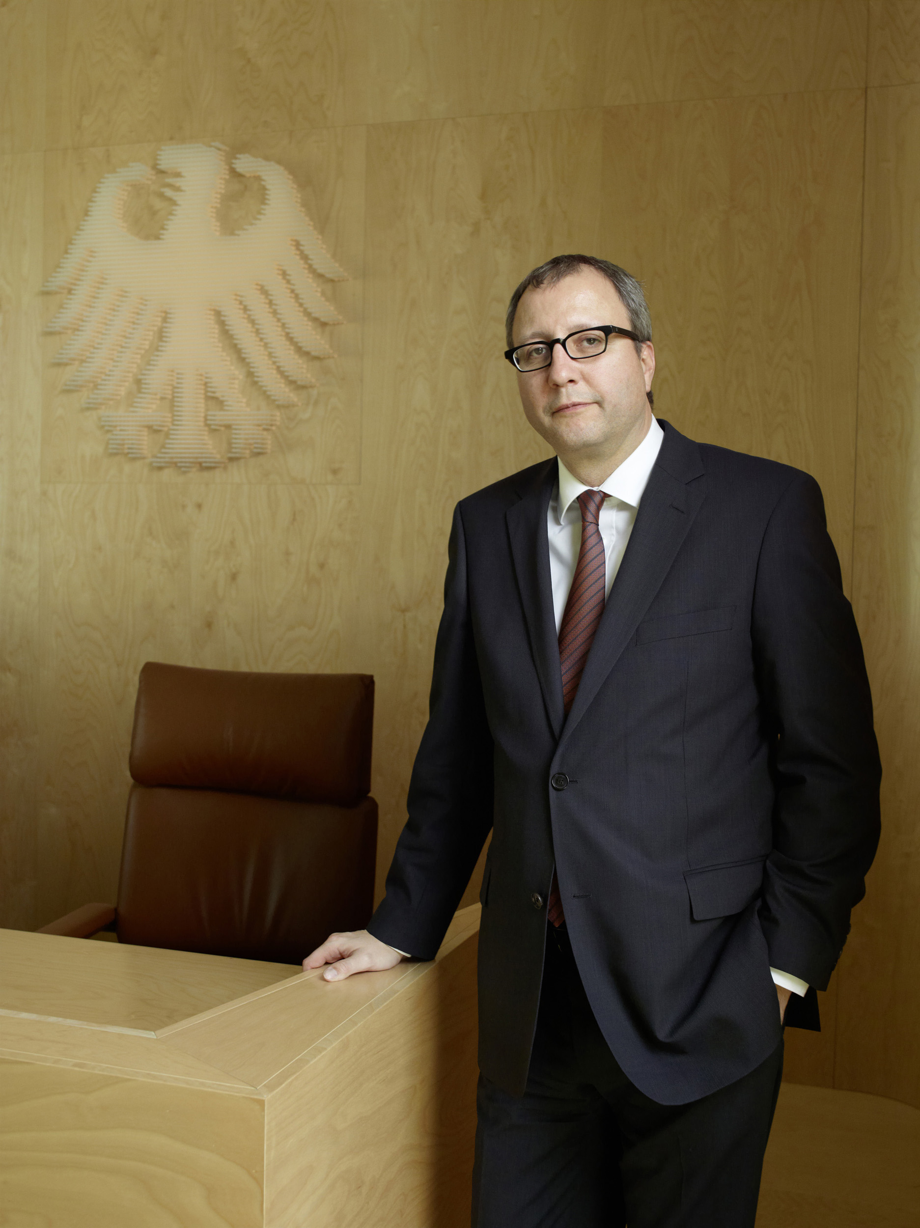 : Andreas Voßkuhle - president of the German Constitutional Court