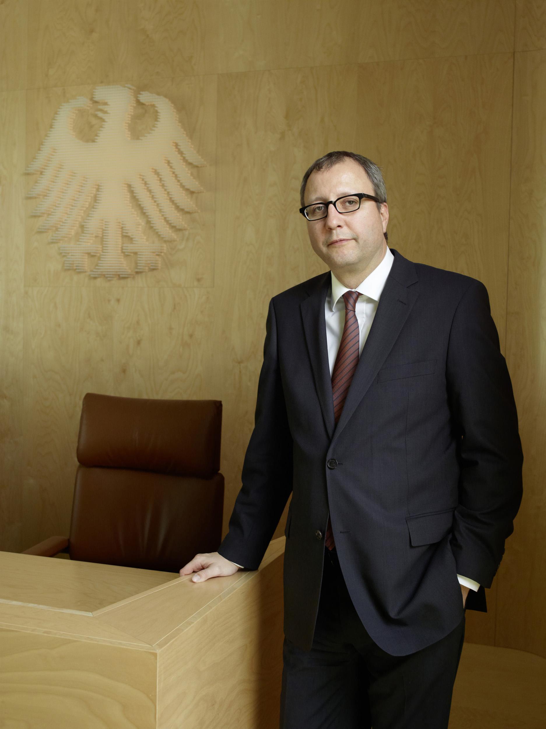 : Andreas Voßkuhle - Präsident des Bundesverfassungsgerichts
