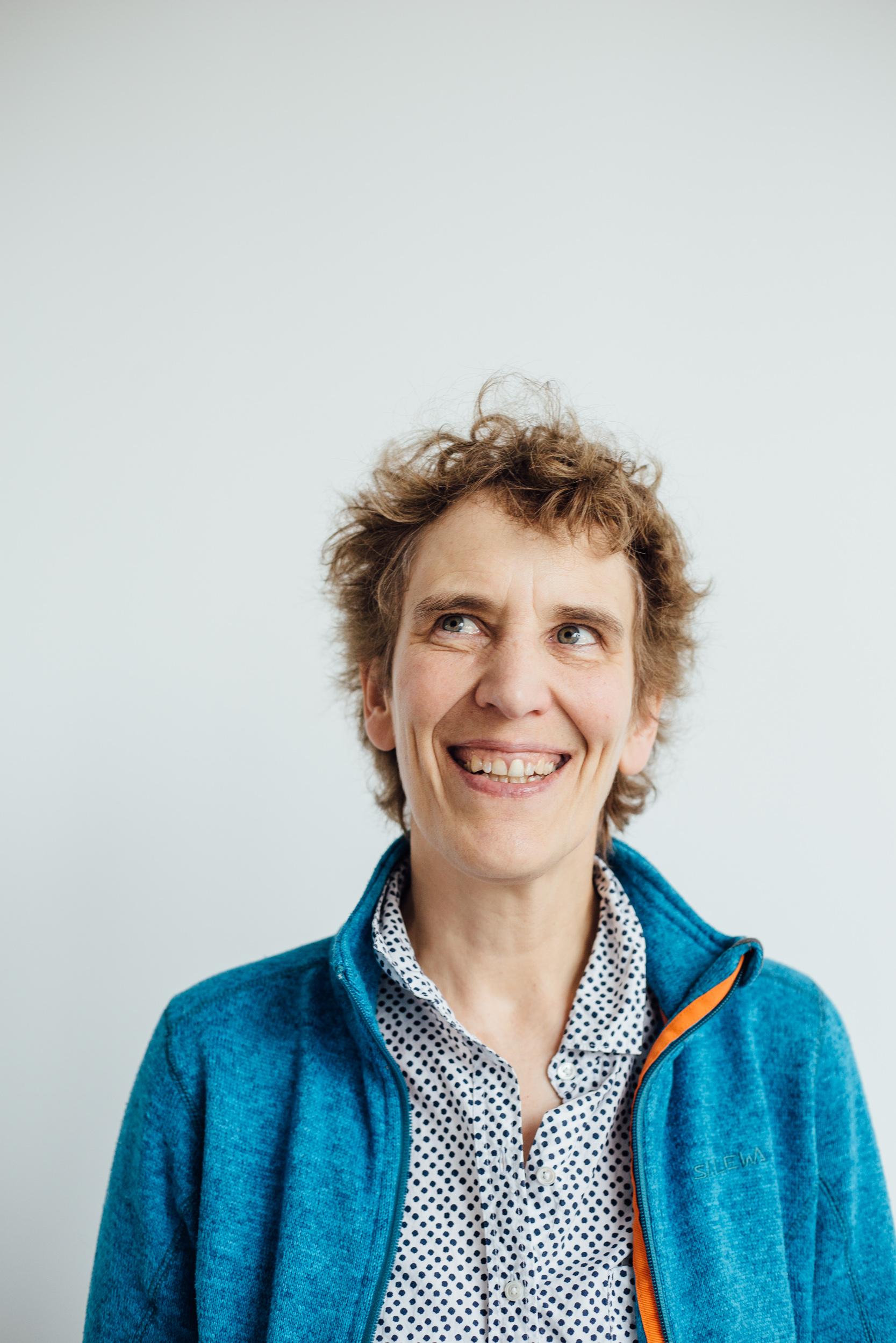 : Heike Tiemann - Professorin for Sportpädagogik