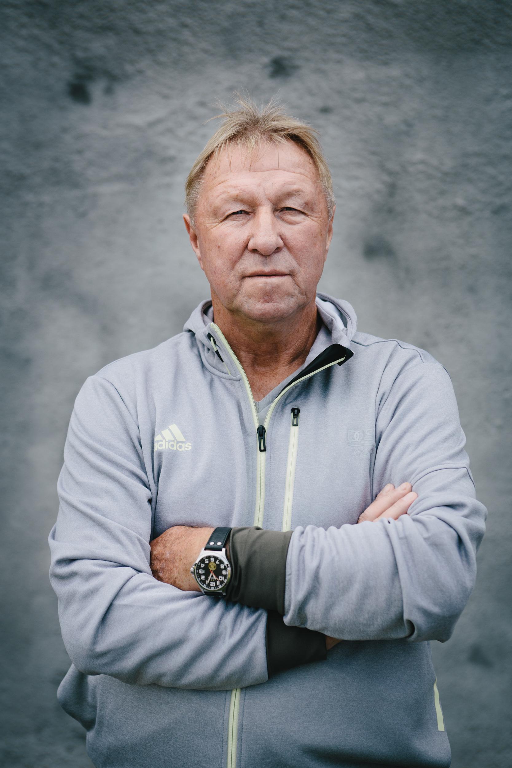 : Horst Hrubesch - Fußballtrainer