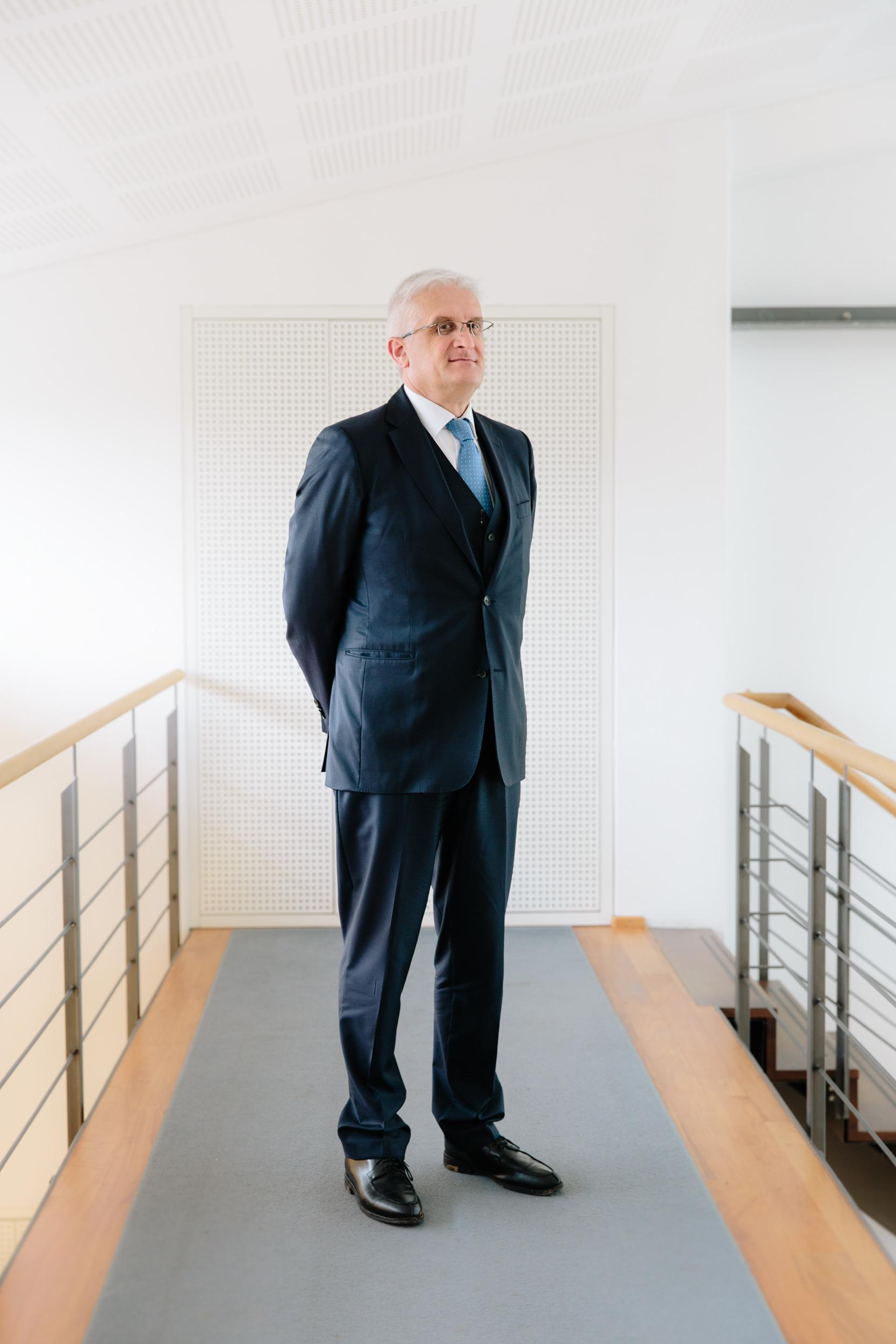 : Joachim Menze – Europäische Kommission, München