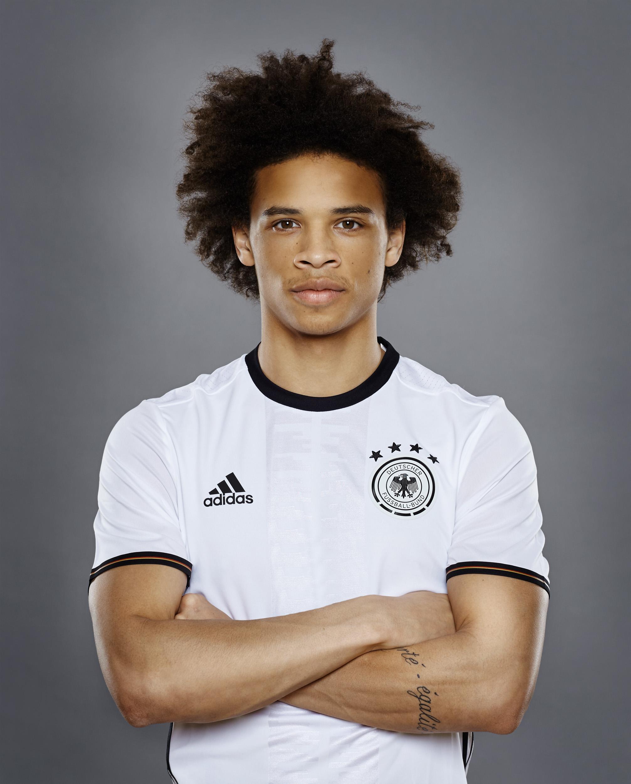 : Leroy Sané - soccer player