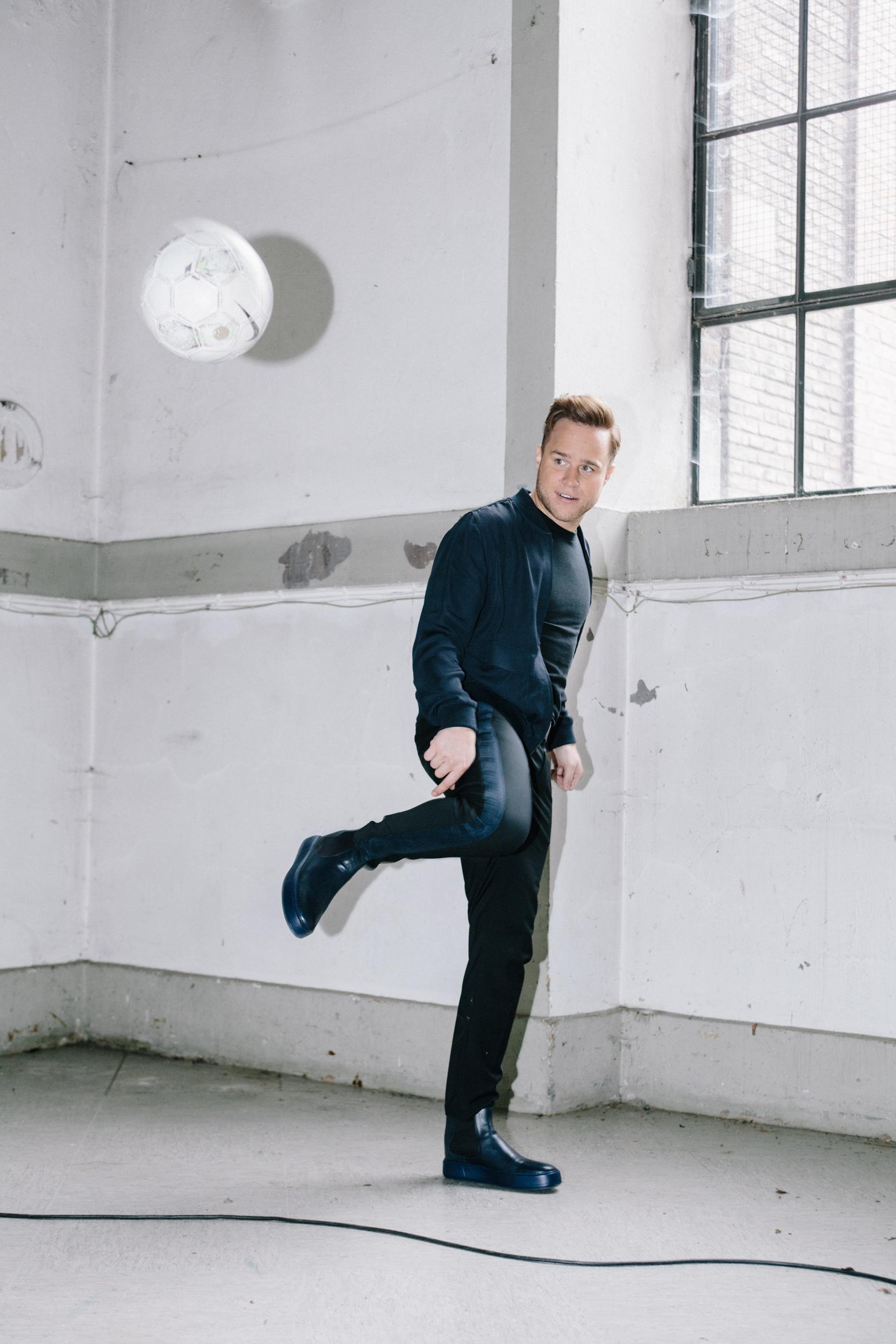 : Olly Murs - singer