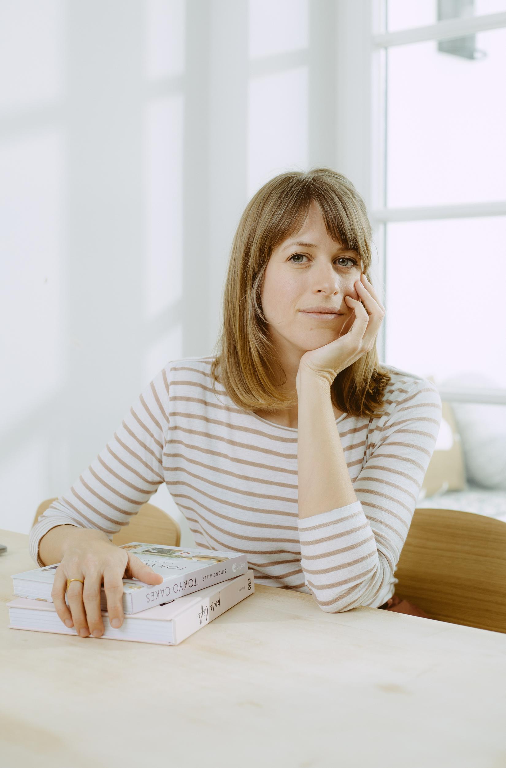: Simone Wille – Autorin und Journalistin